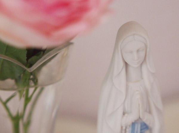 聖母マリアさま