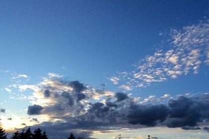ワンちゃん雲